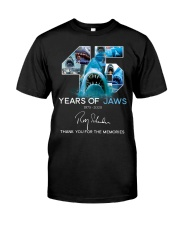 Jaws Classic T-Shirt front