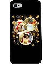 Frenchie T-shirt Christmas gift for friend Phone Case thumbnail