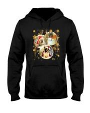 Frenchie T-shirt Christmas gift for friend Hooded Sweatshirt thumbnail