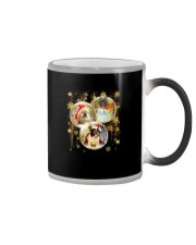 Frenchie T-shirt Christmas gift for friend Color Changing Mug thumbnail