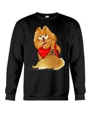 Pomeranian Crewneck Sweatshirt thumbnail