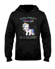 FABULOUS UNICORN T-SHIRT - BEST SHIRT FOR YOU Hooded Sweatshirt thumbnail