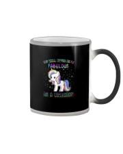 FABULOUS UNICORN T-SHIRT - BEST SHIRT FOR YOU Color Changing Mug thumbnail