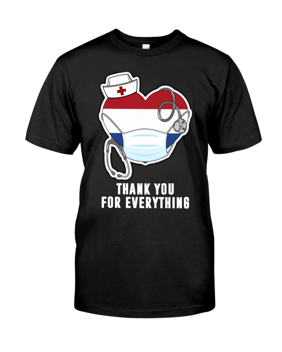 Thank You For Everything  Classic T-Shirt