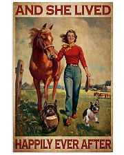 Frenchie And She Lived Happily Ever After 11x17 Poster front