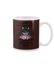 Once upon a time there was a girl frenchie Mug thumbnail