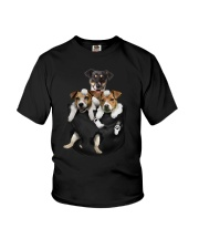 Jack Russell pocket Terrier edition Youth T-Shirt thumbnail