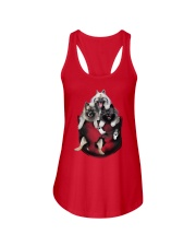KEESHOND pocket edition Ladies Flowy Tank thumbnail