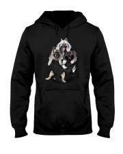KEESHOND pocket edition Hooded Sweatshirt thumbnail