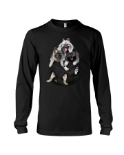 KEESHOND pocket edition Long Sleeve Tee thumbnail