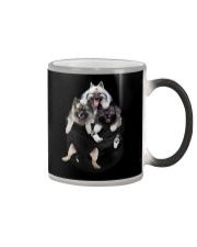 KEESHOND pocket edition Color Changing Mug thumbnail