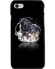 rottweiler size ao Phone Case thumbnail