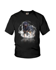 rottweiler size ao Youth T-Shirt thumbnail