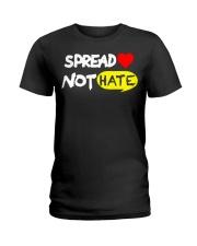 spread Ladies T-Shirt thumbnail