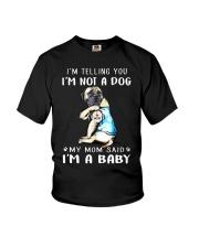 Mastiff I'm Telling You I'm Not A Dog Youth T-Shirt thumbnail