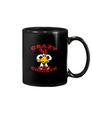 crazy-chicken T-shirt Mug thumbnail