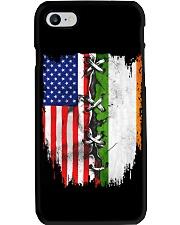irelands flag Phone Case thumbnail
