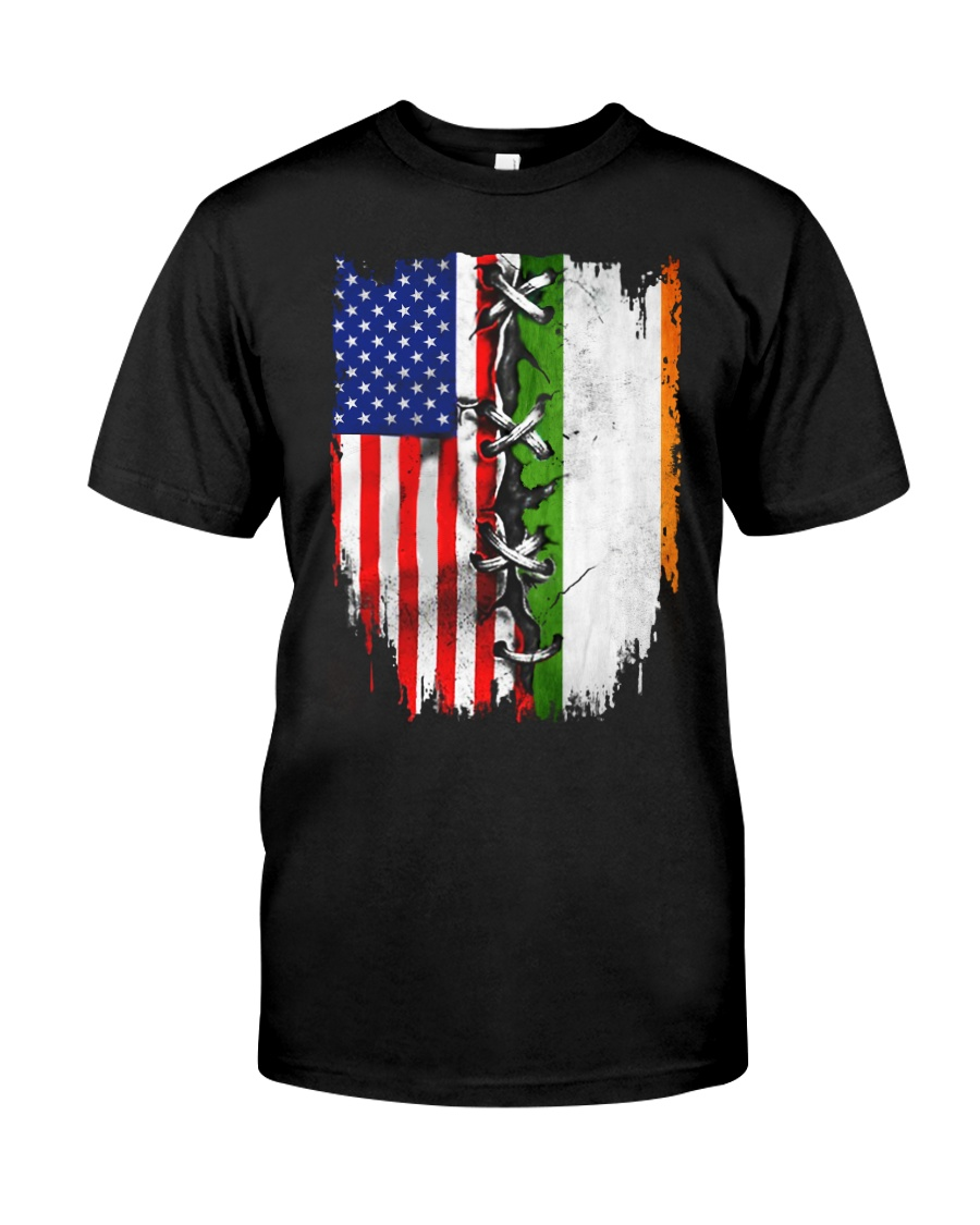 irelands flag Classic T-Shirt