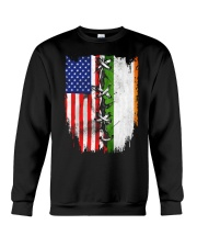 irelands flag Crewneck Sweatshirt thumbnail