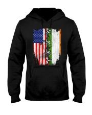 irelands flag Hooded Sweatshirt thumbnail