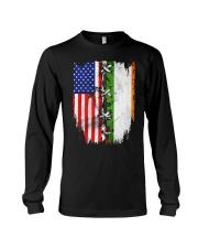 irelands flag Long Sleeve Tee thumbnail