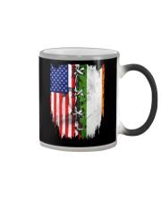 irelands flag Color Changing Mug thumbnail