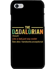 The Dadalorian Like A Dad Just A Way Cooler Phone Case thumbnail