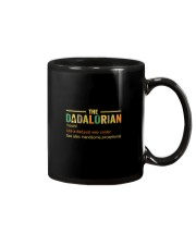 The Dadalorian Like A Dad Just A Way Cooler Mug thumbnail