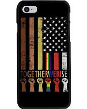 Together We Rise Phone Case thumbnail