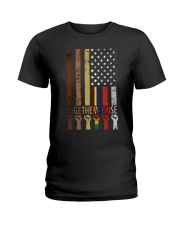 Together We Rise Ladies T-Shirt thumbnail