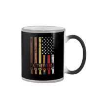 Together We Rise Color Changing Mug thumbnail