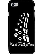 Never Walk Alone  Phone Case thumbnail