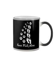 Never Walk Alone  Color Changing Mug thumbnail