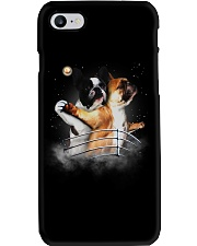 Frenchi Bulldog Titanic Funny Phone Case tile