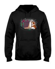 Bulldog T-shirt Cute Dog Hooded Sweatshirt thumbnail