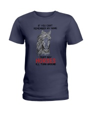If You Can'T Remember My Name Just Say Horse Ladies T-Shirt thumbnail