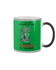 If You Can'T Remember My Name Just Say Horse Color Changing Mug thumbnail