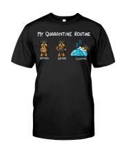 Rottweiler Classic T-Shirt front
