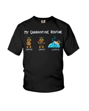 Rottweiler Youth T-Shirt thumbnail