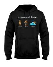 Rottweiler Hooded Sweatshirt thumbnail