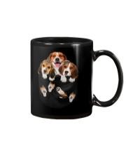 beagle T-shirt Mug thumbnail