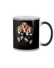 beagle T-shirt Color Changing Mug thumbnail