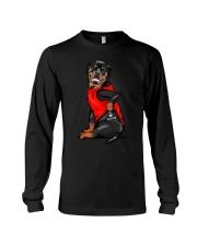 Rottweiler Long Sleeve Tee thumbnail