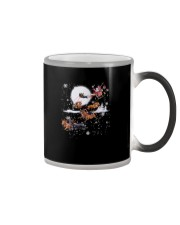 Dachshund T-shirt Christmas gift for friend Color Changing Mug thumbnail