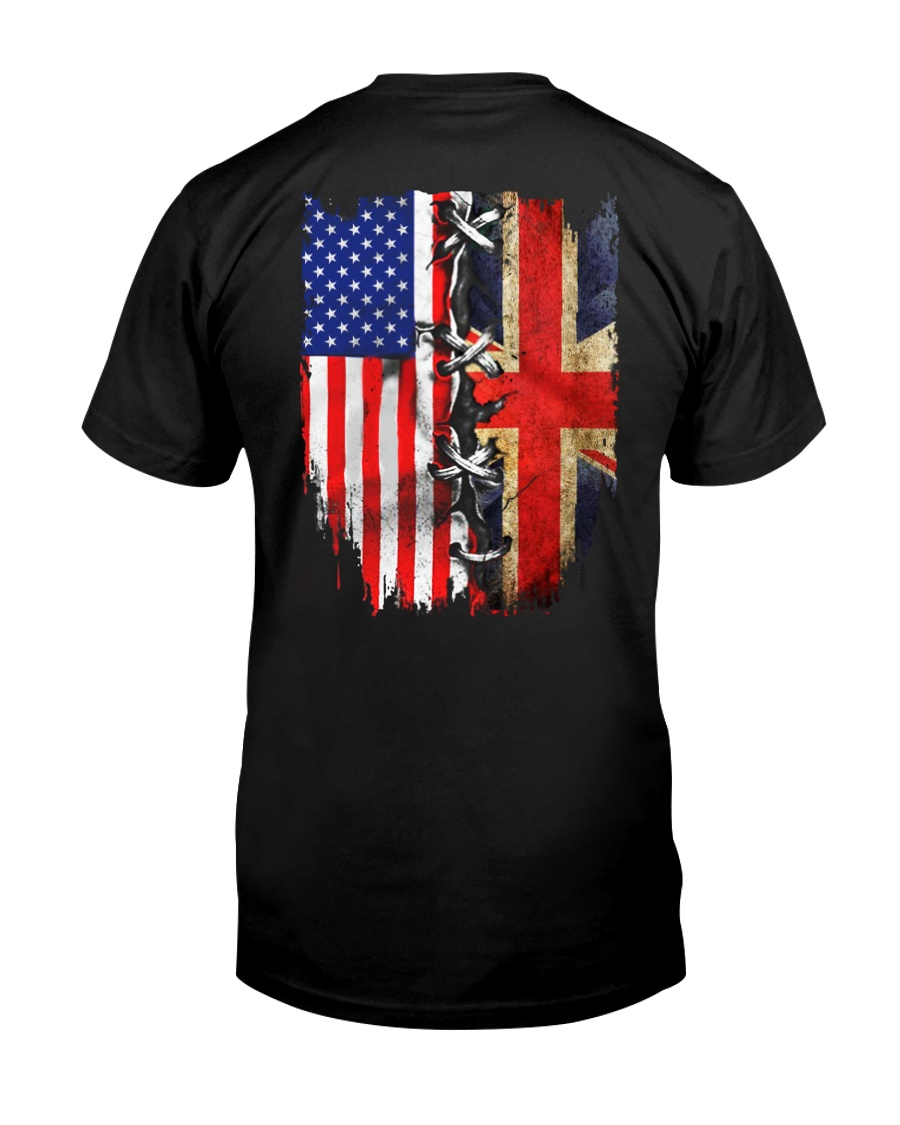 England flag Classic T-Shirt