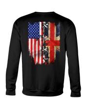 England flag Crewneck Sweatshirt thumbnail