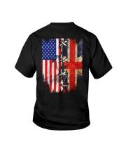 England flag Youth T-Shirt thumbnail
