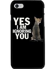 Yes I Am Ignoring You Chihuahua IGNORING 2 Phone Case thumbnail