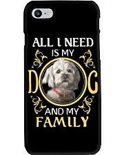 All L Need Is My And My Family poodle Phone Case thumbnail