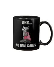 Shh No One Cares Tshirt Mug thumbnail